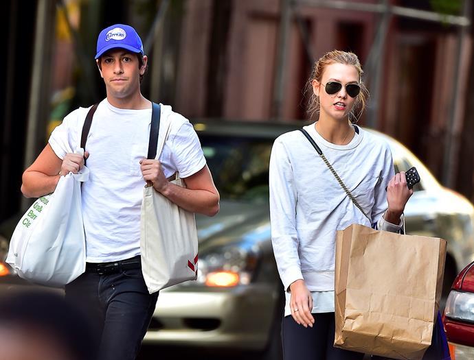 Kushner and Kloss are both based in New York City.