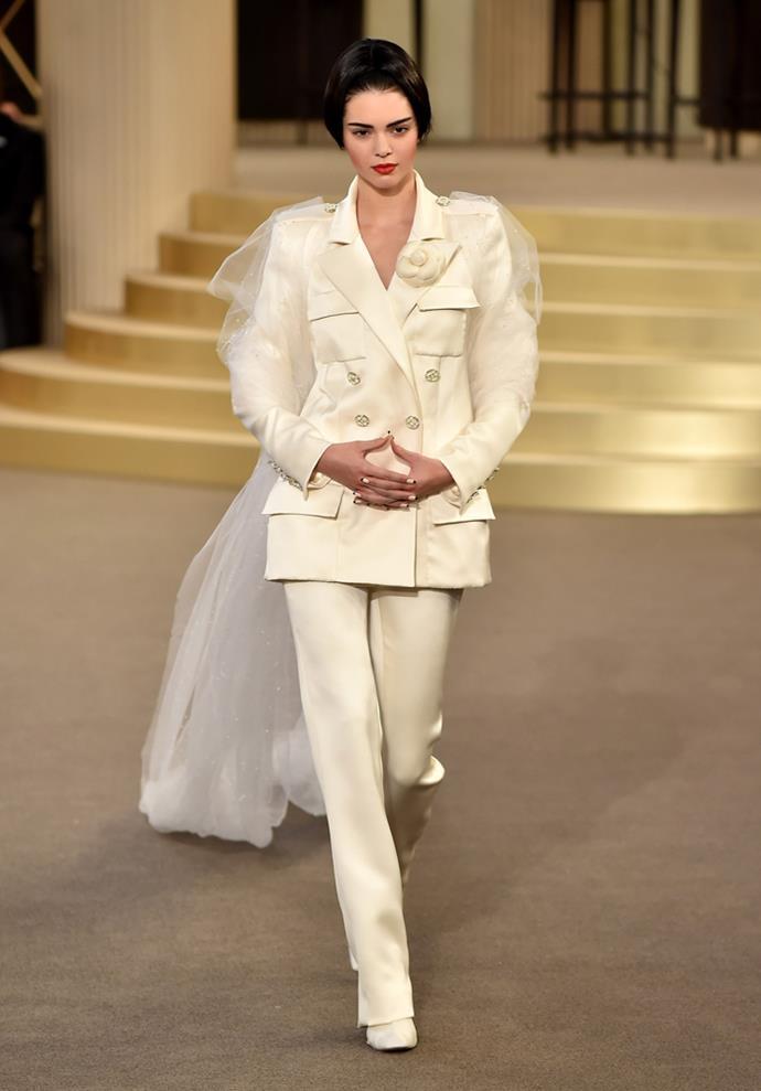 Chanel Haute Couture autumn/winter 2015/16.