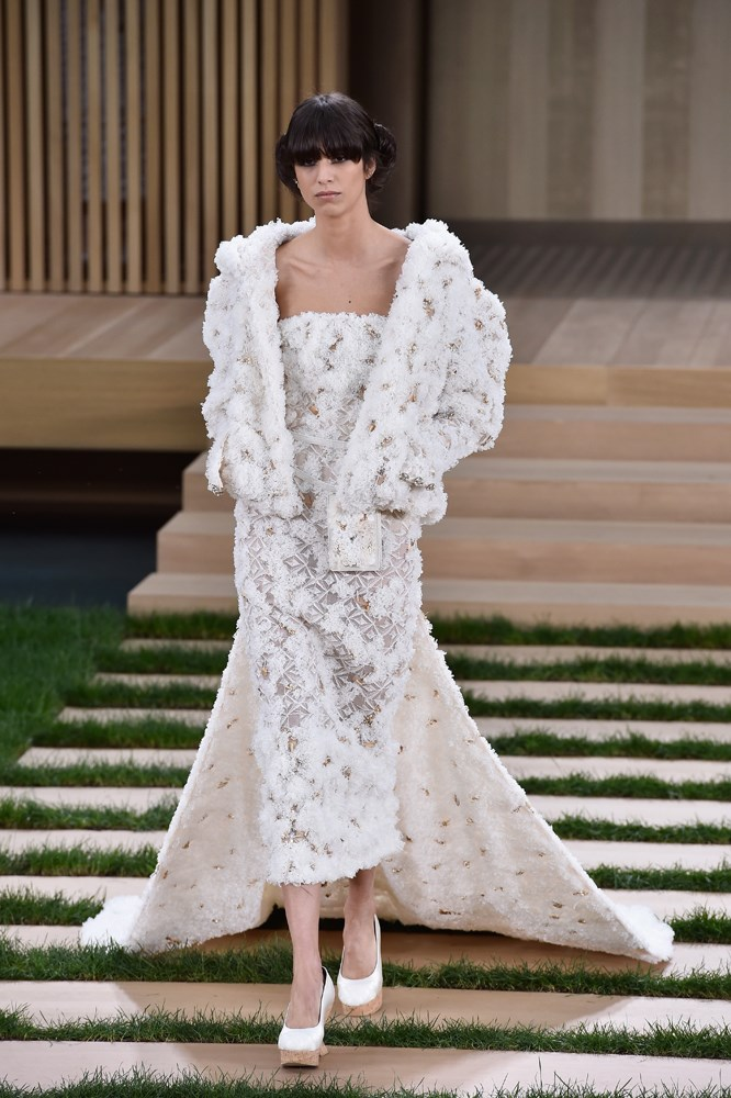 Chanel Haute Couture spring/summer 2016.