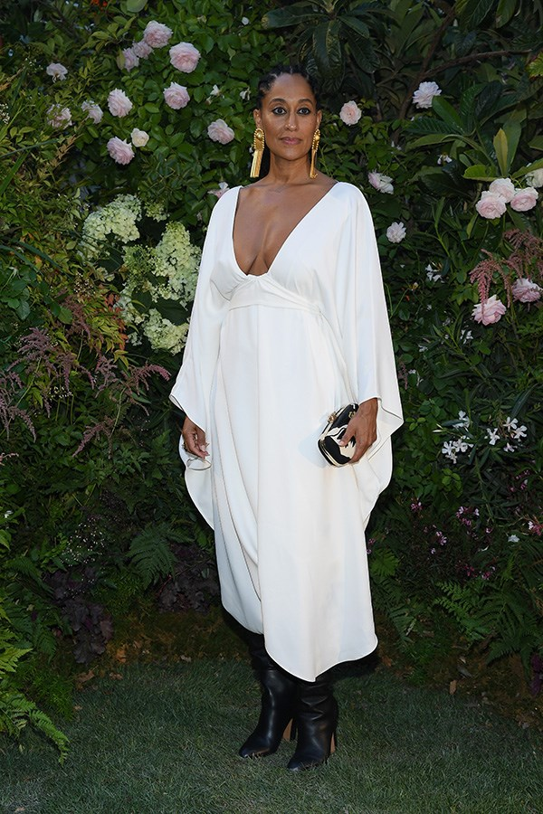 Tracee Ellis Ross, at Valentino.