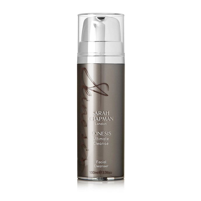 "**Sarah Chapman Skinesis Ultimate Cleanse, $76 at [Net-A-Porter](https://www.net-a-porter.com/au/en/product/341914/sarah_chapman/skinesis-ultimate-cleanse--100ml|target=""_blank""