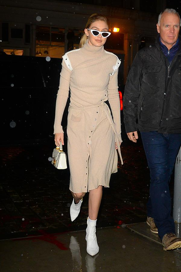 On February 7, 2018 in New York.