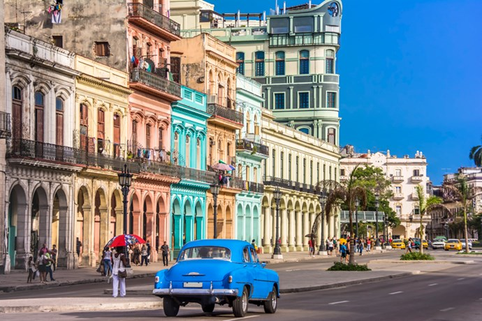 **1. Cuba**