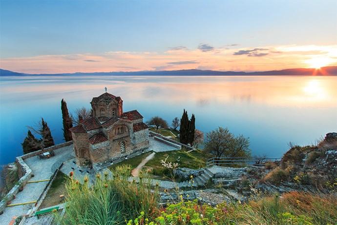 **7. Macedonia**