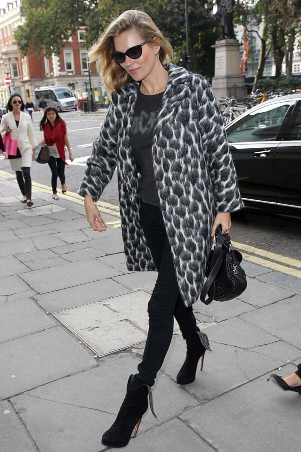 In London, September 2014.