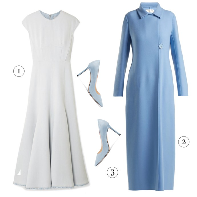 "1, Dress by Gabriela Hearst, $3,287 at [Net-A-Porter;](https://www.net-a-porter.com/au/en/product/1065718/gabriela_hearst/crowther-frayed-crepe-maxi-dress|target=""_blank""