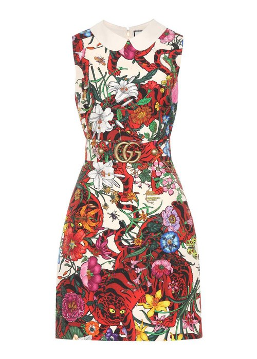 "Embellished silk dress, $2,925, Gucci at [MyTheresa](https://www.mytheresa.com/en-au/gucci-rose-garden-printed-silk-gown-933974.html?catref=category|target=""_blank"")"