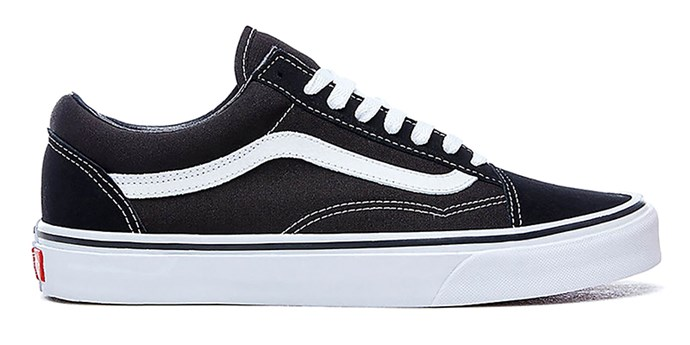 """Vans Old Skool, $120 at [The Iconic](https://www.theiconic.com.au/old-skool-354193.html