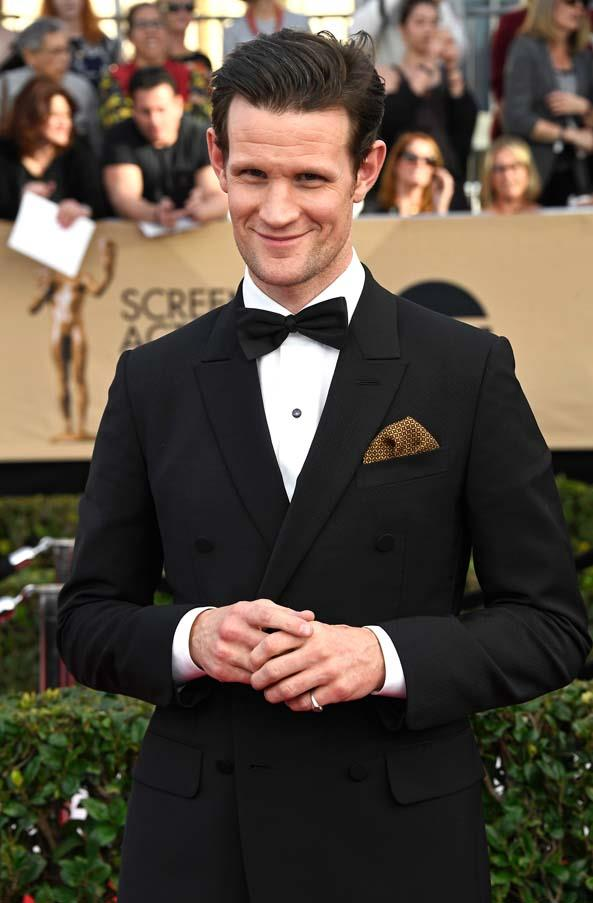 **Matt Smith**, who portrays Prince Philip, has been dating *Baby Driver* and *Mamma Mia 2* star Lily James since 2014, when they met on the set of *Pride and Prejudice and Zombies*. The couple have kept their public appearances together relatively low-key, but are both ambassadors for British brand Burberry, and have sat front row at the brand's runway shows. <br><br>  In 2018 reports emerged that [the pair were engaged](https://www.harpersbazaar.com.au/bazaar-bride/matt-smith-lily-james-engagement-ring-15800), after James attended the BAFTAs with a [sizable diamond on her ring finger](https://www.harpersbazaar.com.au/bazaar-bride/matt-smith-lily-james-engagement-ring-15800), however the couple have not yet confirmed the rumours.