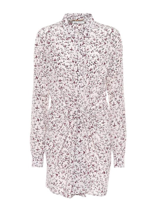 "Floral-printed silk dress, $2,960, Saint Laurent at [MyTheresa](https://www.mytheresa.com/en-au/saint-laurent-floral-printed-silk-dress-891691.html?catref=category|target=""_blank"")"