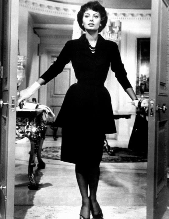 Sophia Loren in *That Kind of Woman*, 1959.