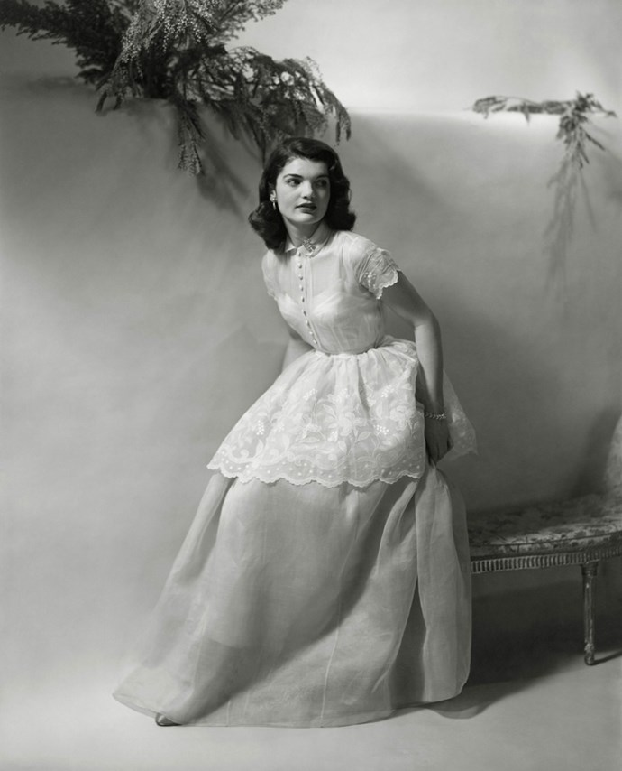 Official portrait, 1948