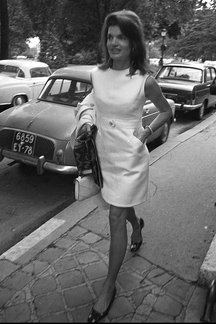 In Paris, 1969