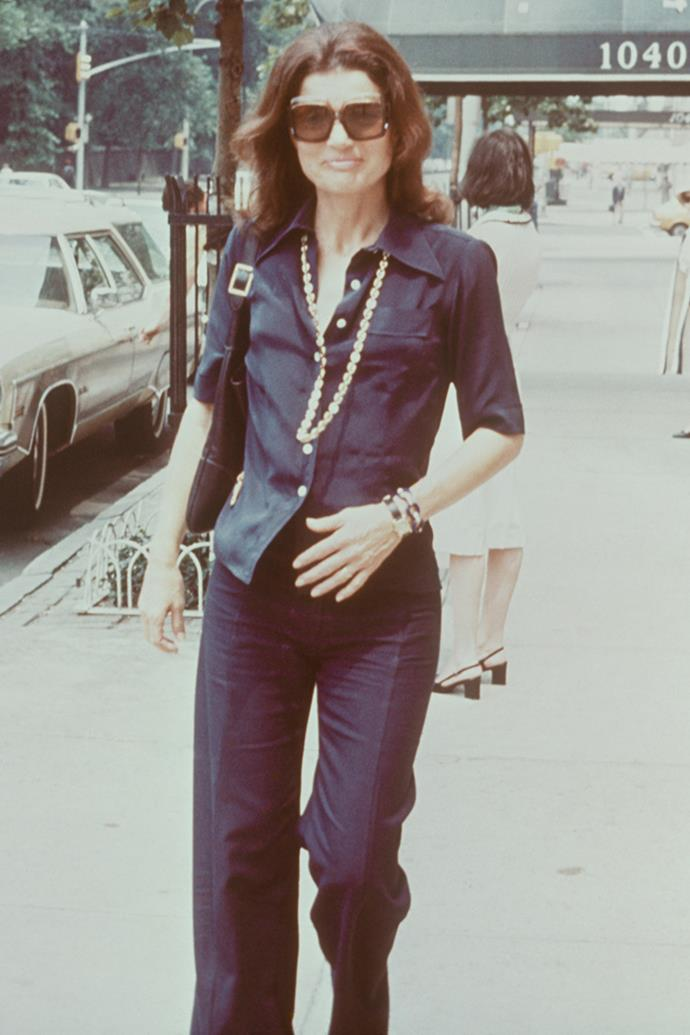 In New York City, 1970