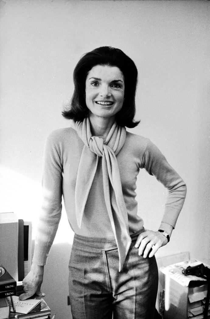 Official portrait, 1977