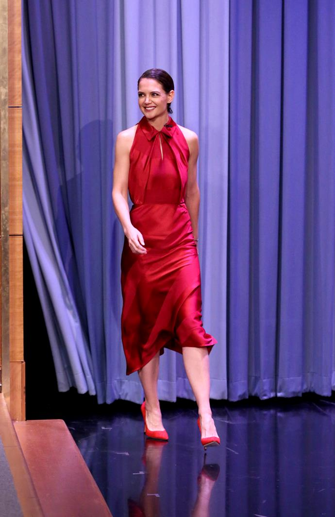 On *The Tonight Show Starring Jimmy Fallon* on 5th March, 2018