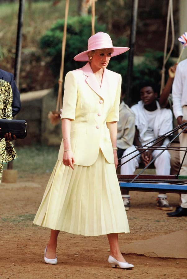 In Cameroon, 1990.
