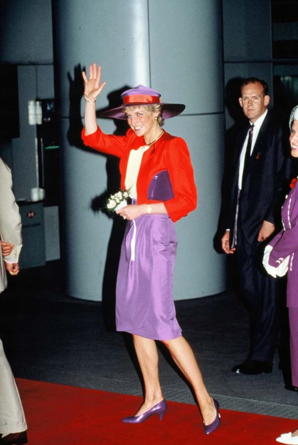 In Hong Kong, 1989.