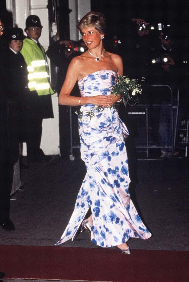 At the Opera, 1989.