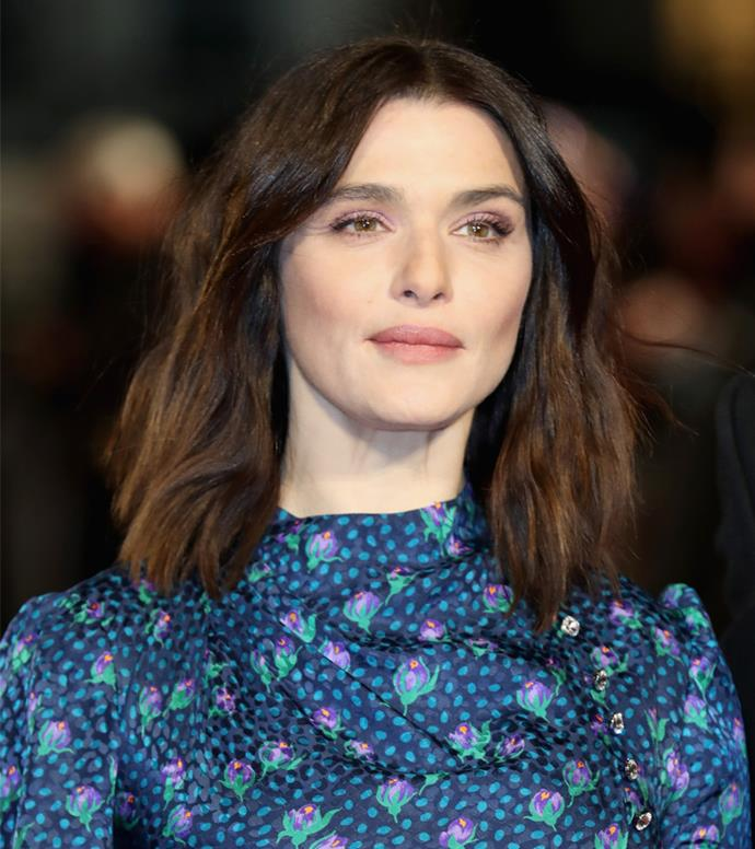 """<b>H20 is good, but you can do better ... </b><br> Celebrity New York facialist Joanna Vargas, who looks after Salma Hayek and Rachel Weisz (pictured), recently told *BAZAAR*: """"My best prescription for treating dehydrated depleted skin is a green juice – especially [one containing] cucumber, celery and kale. It's amazing how much it perks you up from the inside out. As an alternative I would recommend taking liquid chlorophyll."""""""