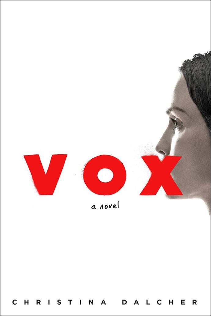 "*Vox* by Christina Dalcher <br><br> Looking for some feminist-leaning dystopian fiction to hold you over during the wait for Season 3 of The Handmaid's Tale? This novel explores the slippery slope of oppression in an America where women are forbidden from speaking more than 100 words per day. As the restrictions become increasingly impossible to live with, Dr. Jean McClellan seeks a way to fight back for both herself and her young daughter. <br><br> Available from August 21, pre-order on [Amazon](https://www.amazon.com/Vox-Christina-Dalcher/dp/0440000785/ref=as_at?creativeASIN=0440000785&linkCode=w61&imprToken=6y39VsPZGuG7VOdioIWCVw&slotNum=6&tag=harpersbazaar_auto-append-20&ascsubtag=[artid%7C10056.g.22608391[src%7C[ch%7C|target=""_blank""