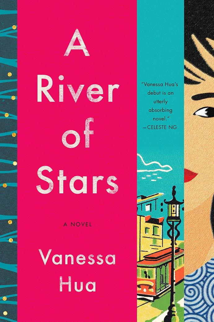 "*A River of Stars* by Vanessa Hua <br><br> Sent to America to give birth, Scarlett, the mistress of a Chinese businessman, goes on the run with a fellow unwed mother when a sonogram reveals something surprising about her unborn child. Fleeing to San Francisco's Chinatown, the women struggle to settle as the threat of discovery—from the father of Scarlett's baby and as well as the American authorities—looms ever-present. <br><br> Available from August 14, pre-order on [Amazon](https://www.amazon.com/River-Stars-Novel-Vanessa-Hua/dp/0399178783/ref=as_at?creativeASIN=0399178783&linkCode=w61&imprToken=6y39VsPZGuG7VOdioIWCVw&slotNum=3&tag=harpersbazaar_auto-append-20&ascsubtag=[artid%7C10056.g.22608391[src%7C[ch%7C|target=""_blank""