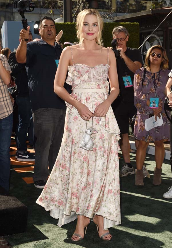 Margot Robbie in Brock Collection
