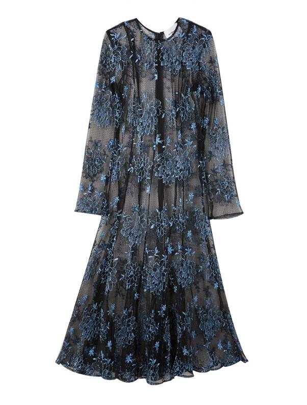 "Dress by Georgia Alice, $595 at [My Chameleon](https://www.mychameleon.com.au/sale-3/debutante-lace-midi-dress-georgia-alice target=""_blank"" rel=""nofollow"")"