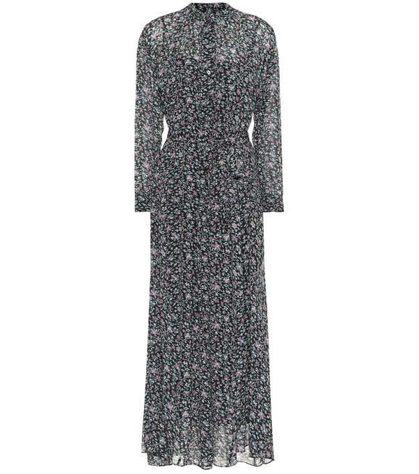 "Dress by Isabel Marant Étoile, $950 at [Mytheresa](https://www.mytheresa.com/en-au/isabel-marant-etoile-joly-printed-maxi-dress-1061216.html?catref=category target=""_blank"" rel=""nofollow"")"