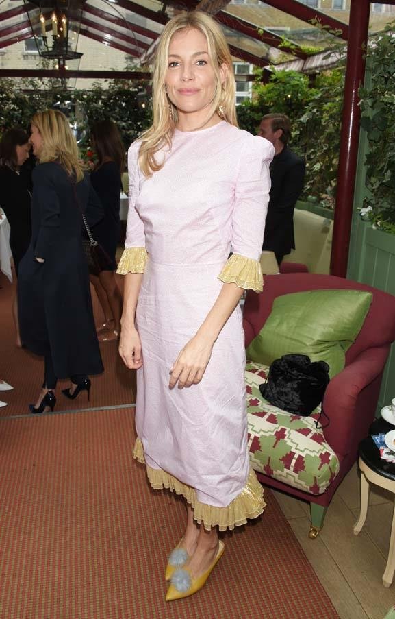 Sienna Miller in The Vampire's Wife
