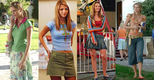 The Most Iconic Outfits From 'The OC' | Harper's BAZAAR
