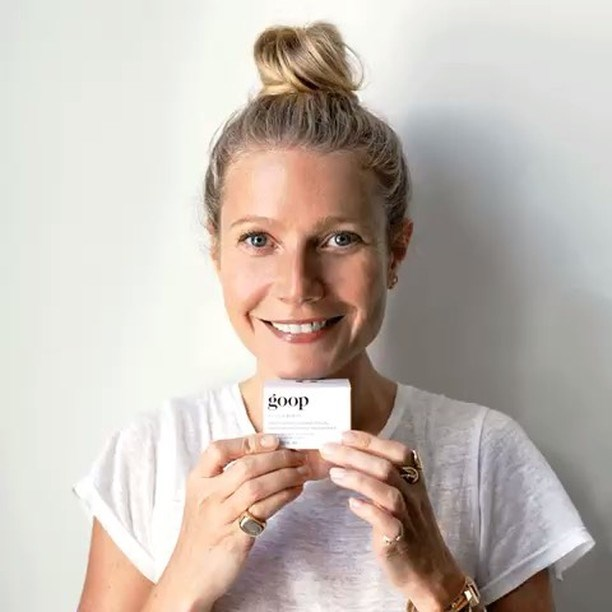"**DIET: Supplements** <br><br> To support her (almost) clean diet, Paltrow ropes in the help of a few supplements to ensure her body is getting all the nutrients it needs <br><br>  ""I've always experimented with supplements,"" she told [*Women's Health*](https://www.womenshealthmag.com/health/a19960245/gwyneth-paltrow-interview/