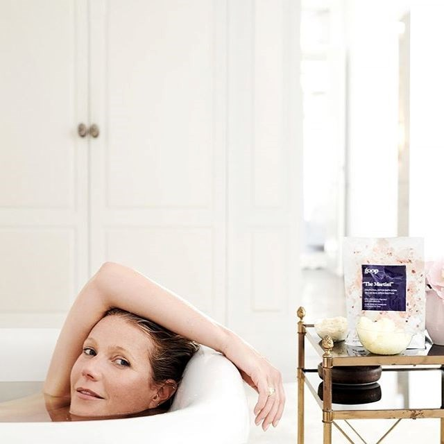 "**LIFESTYLE: A Tonne Of Self-Care** <br><br> Aside from 'clean sleeping', Paltrow has adopted a very self-care approach to the way she leads her life, experimenting with a tonne of different treatments to give her body that little bit more support. <br><br> ""I also try to meditate, but I run out of time a lot,"" she told [*Shape*](https://www.shape.com/celebrities/interviews/gwyneth-paltrow-diet-cleanse