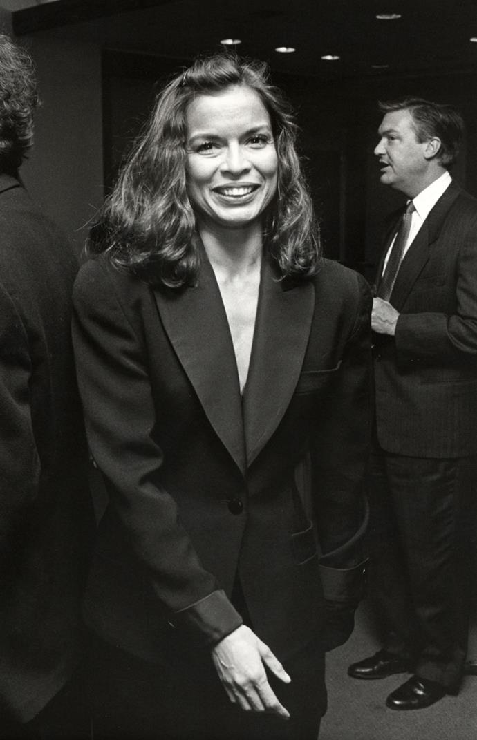 At Sam Wagstaff's Auction To Benefit Aids, 1989
