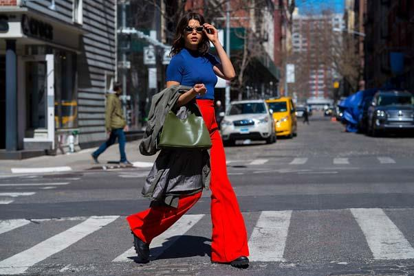**Primary colour blocking**