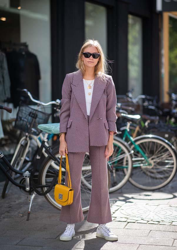 **Summer suiting**