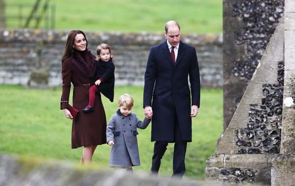 **The Cambridges** <br><br> Kate, William, George and Charlotte are all set to attend—but Prince Louis may still be a little too young.
