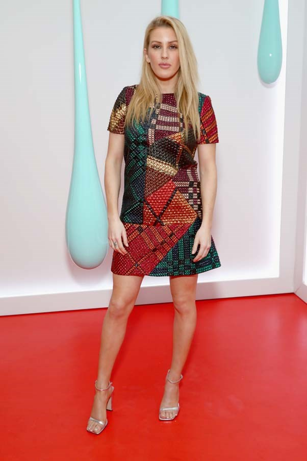 **Ellie Goulding** <br><br> Goulding is a long-time friend of Princess Eugenie, having holidayed with the sisters for years.