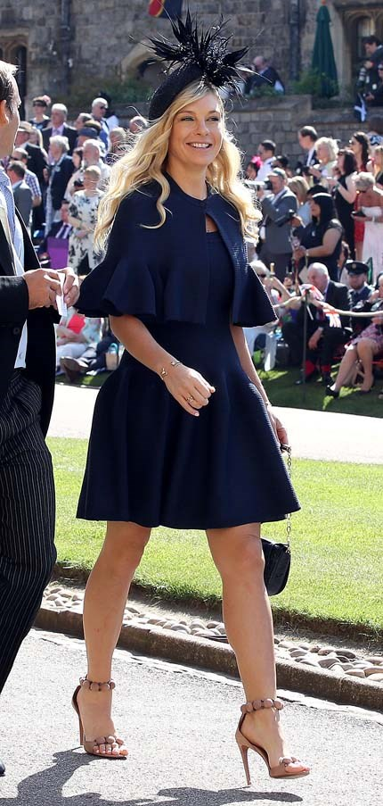 """**Chelsea Davy** <br><br> Prince Harry's ex-girlfriend will reportedly be in attendance, making this her second royal wedding in a year, according to *[Harper's BAZAAR US](https://www.harpersbazaar.com/celebrity/latest/a22697102/princess-eugenie-jack-brooksbank-royal-wedding-guest-list/