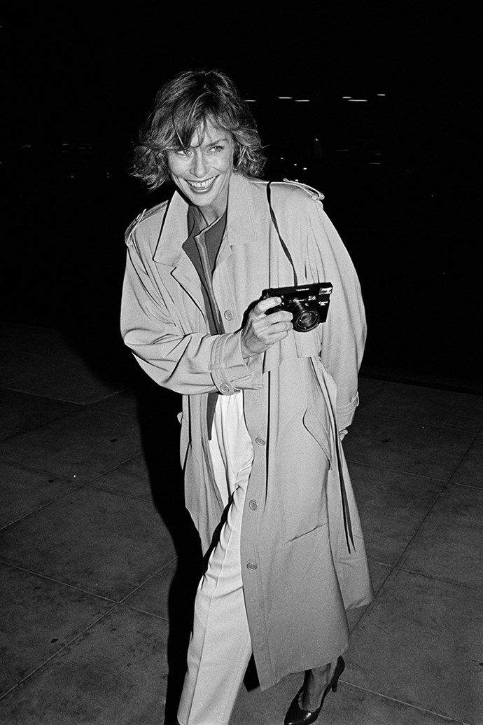 Hutton in 1983