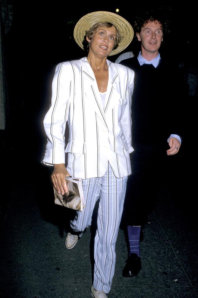 Hutton in 1988