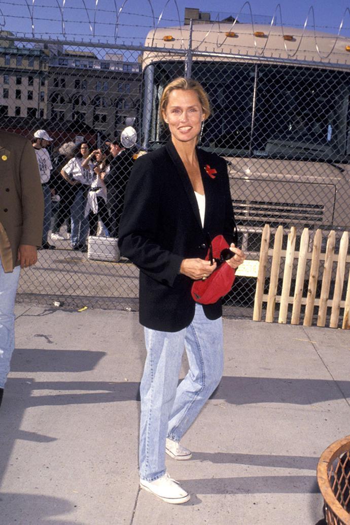 Hutton in 1993