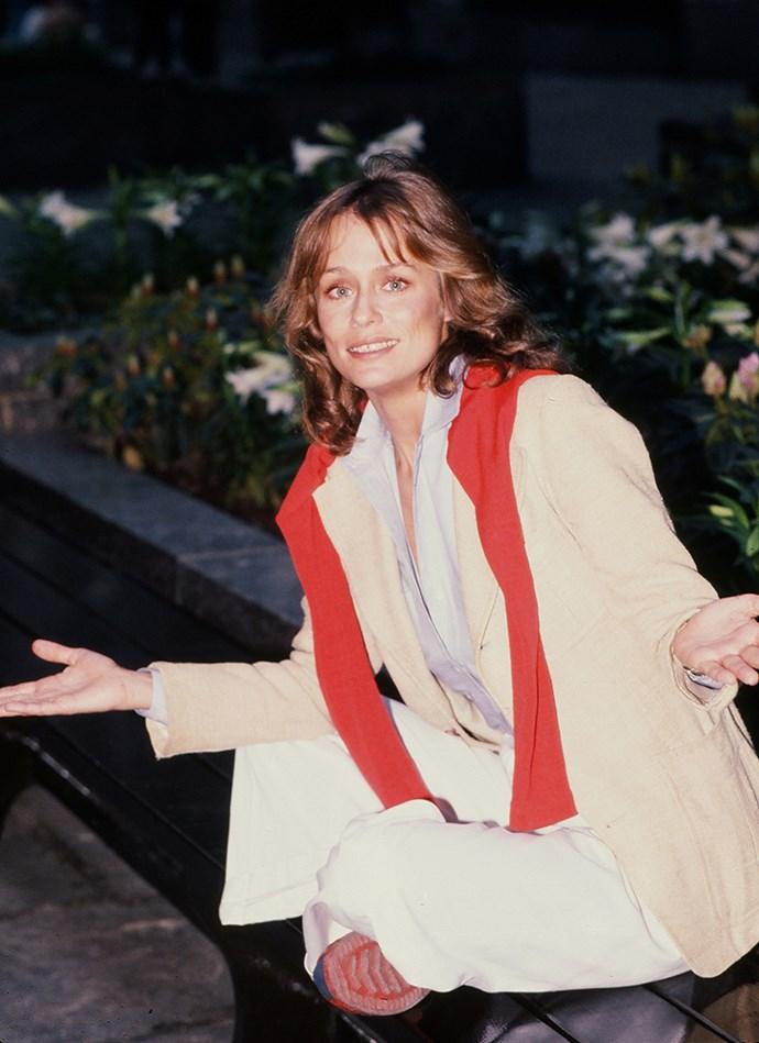 Hutton in 1977