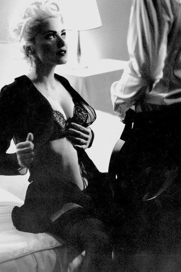 ***1990:*** Madonna released her 'Justify My Love' music video in 1990, and received backlash for its highly sexualised content (involving her exclusively-lingerie wardrobe). The black-and-white clip was banned altogether from *MTV*, but went on to become the highest selling music video of all time.