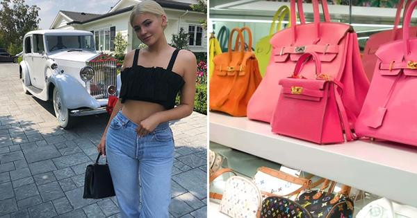 3cd8408d76e9c3 This Is The Exact Number Of Birkin Bags Kylie Jenner Owns   Harper's BAZAAR  Australia