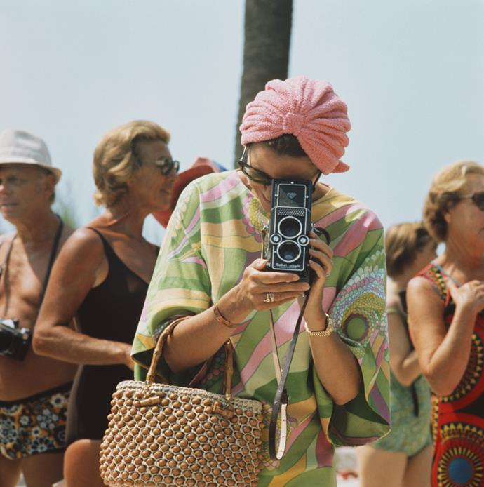 At Palm Beach in Monte Carlo, 1972