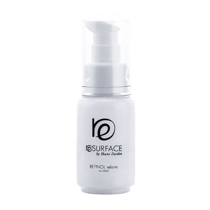 """**SERUM:** <br><br> Shani Darden Resurface Retinol Reform, $130 at [Shani Darden](https://www.shanidarden.com/products/resurface-by-shani-darden-retinol-reform-1oz