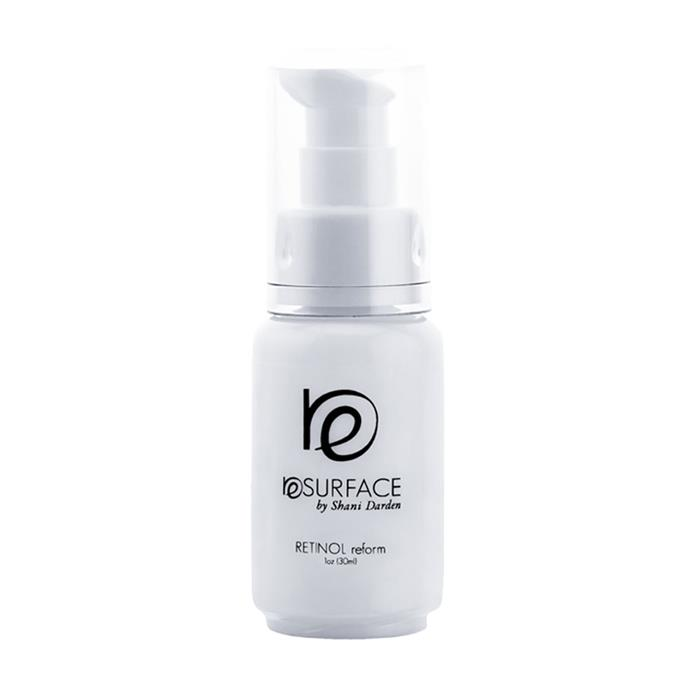 "**SERUM:** <br><br> Shani Darden Resurface Retinol Reform, $130 at [Shani Darden](https://www.shanidarden.com/products/resurface-by-shani-darden-retinol-reform-1oz|target=""_blank""