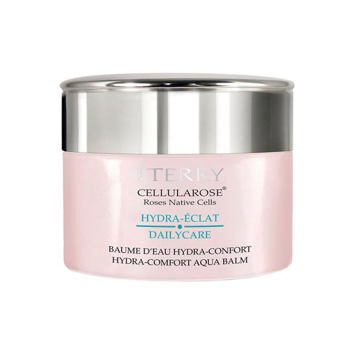 "**MOISTURISER:** <br><br> By Terry Cellularose Baume D'Eau, $145 at [MECCA](https://www.mecca.com.au/by-terry/hydra-eclat-daily-care/I-027952.html|target=""_blank""