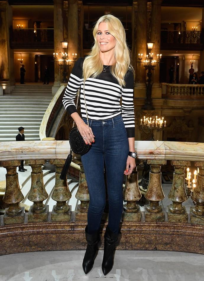 Claudia Schiffer, 48